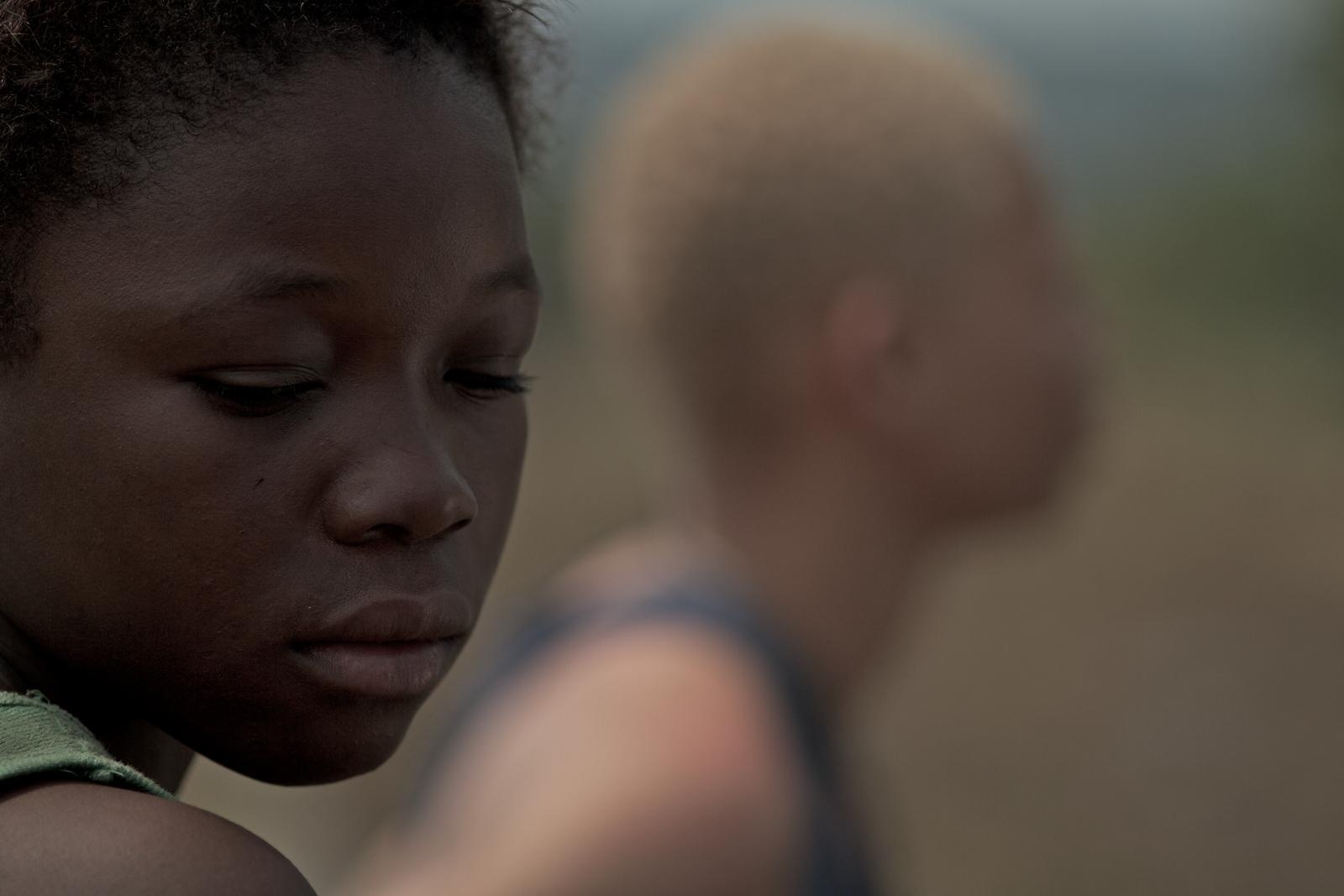 Fotograma de la película Rebelde (War Witch)