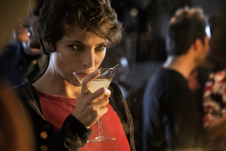 Fotograma de la película Miel