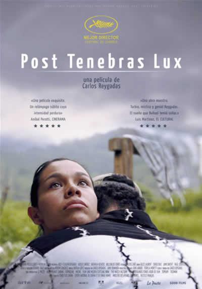Cartel Post Tenebras Lux