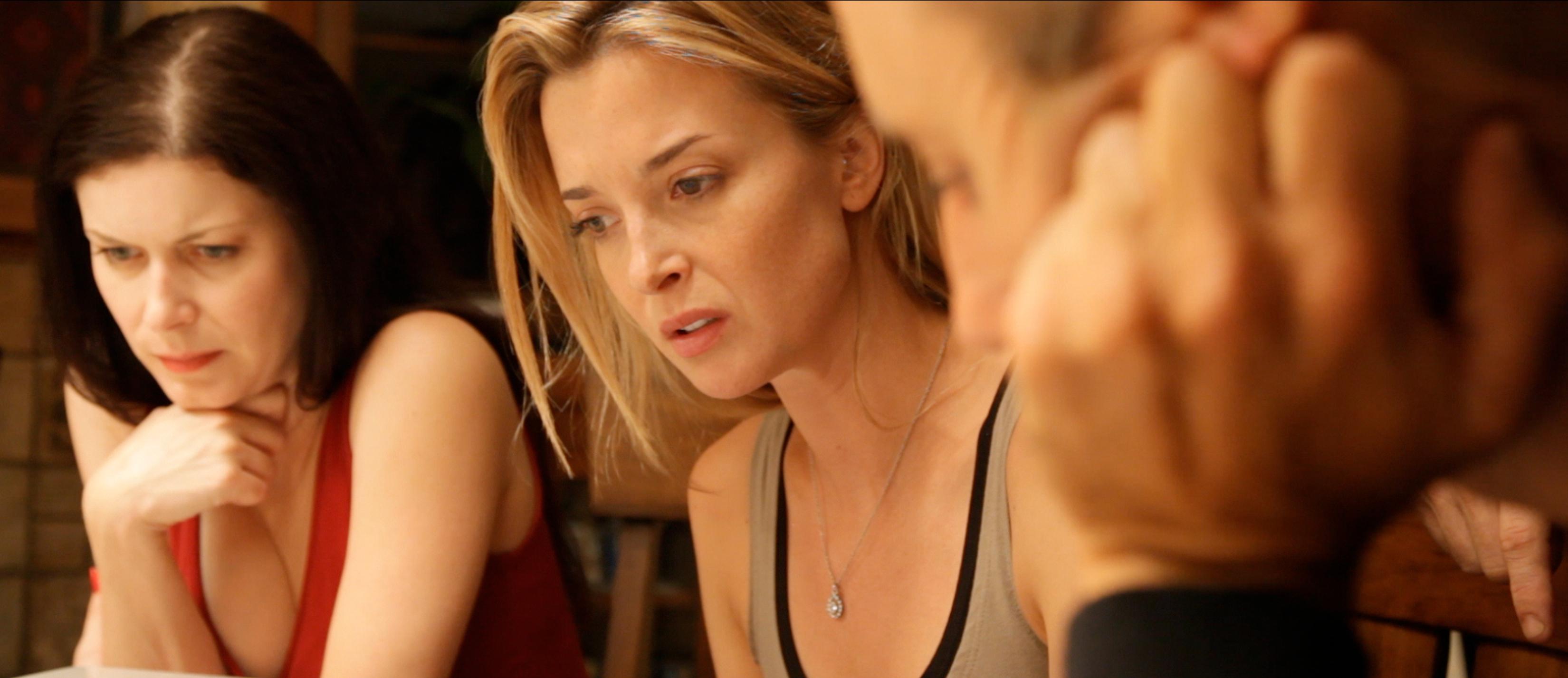 Fotograma de la película Coherence