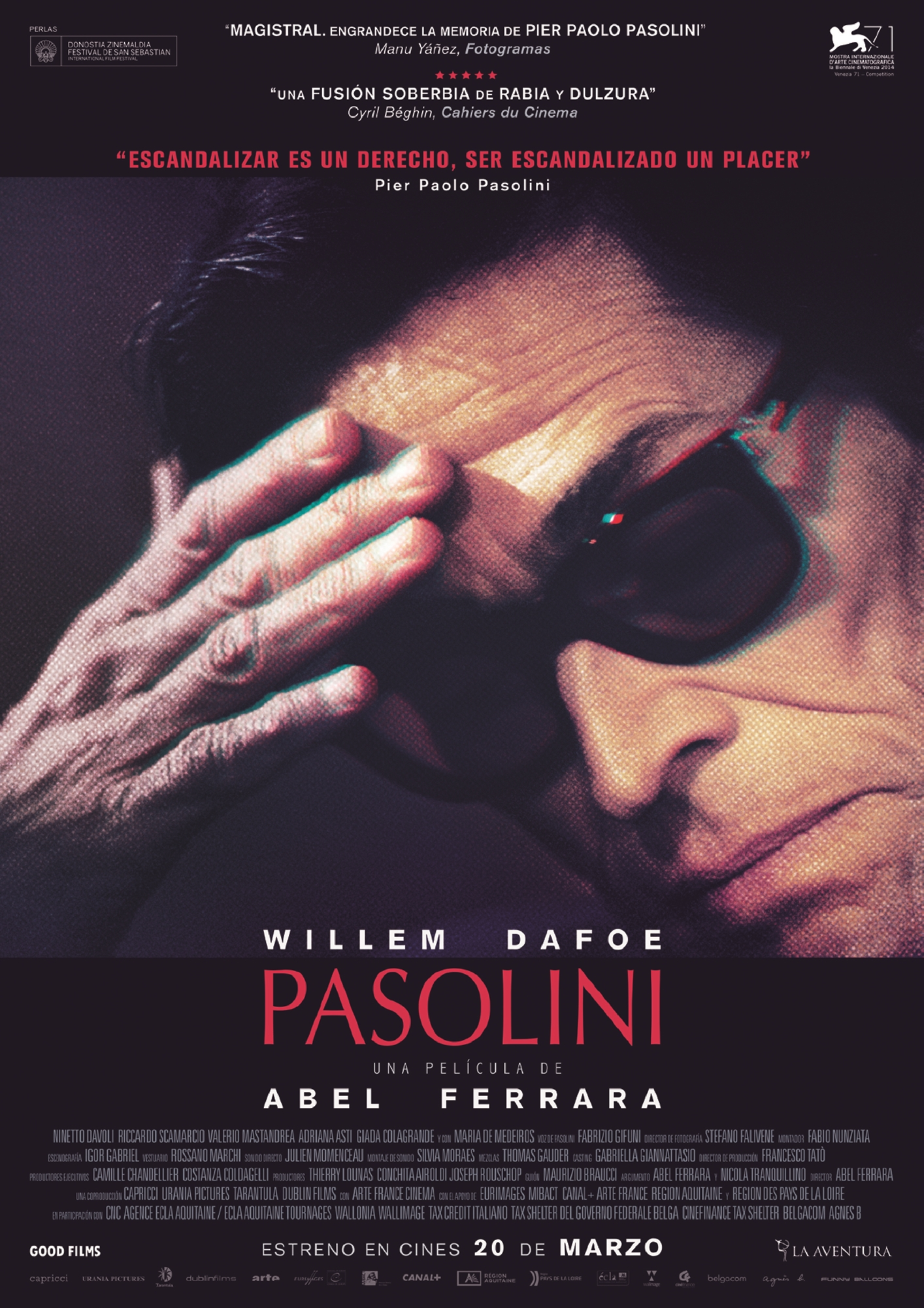Cartel Pasolini