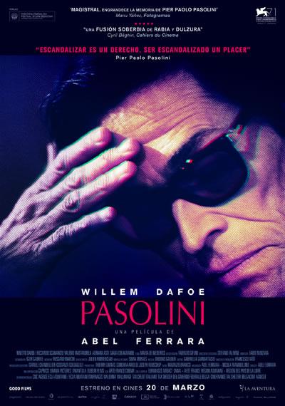 Cartel Pasolini