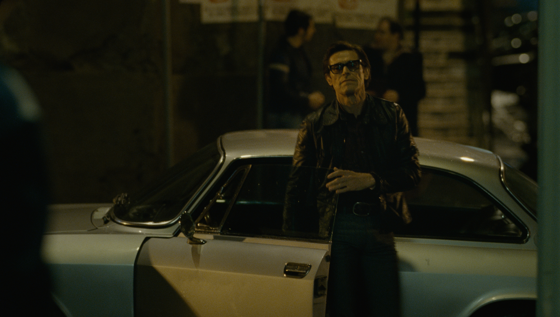 Fotograma de la película Pasolini