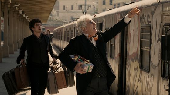 Click en PLAY VIDEO para ver el trailer de Pasolini