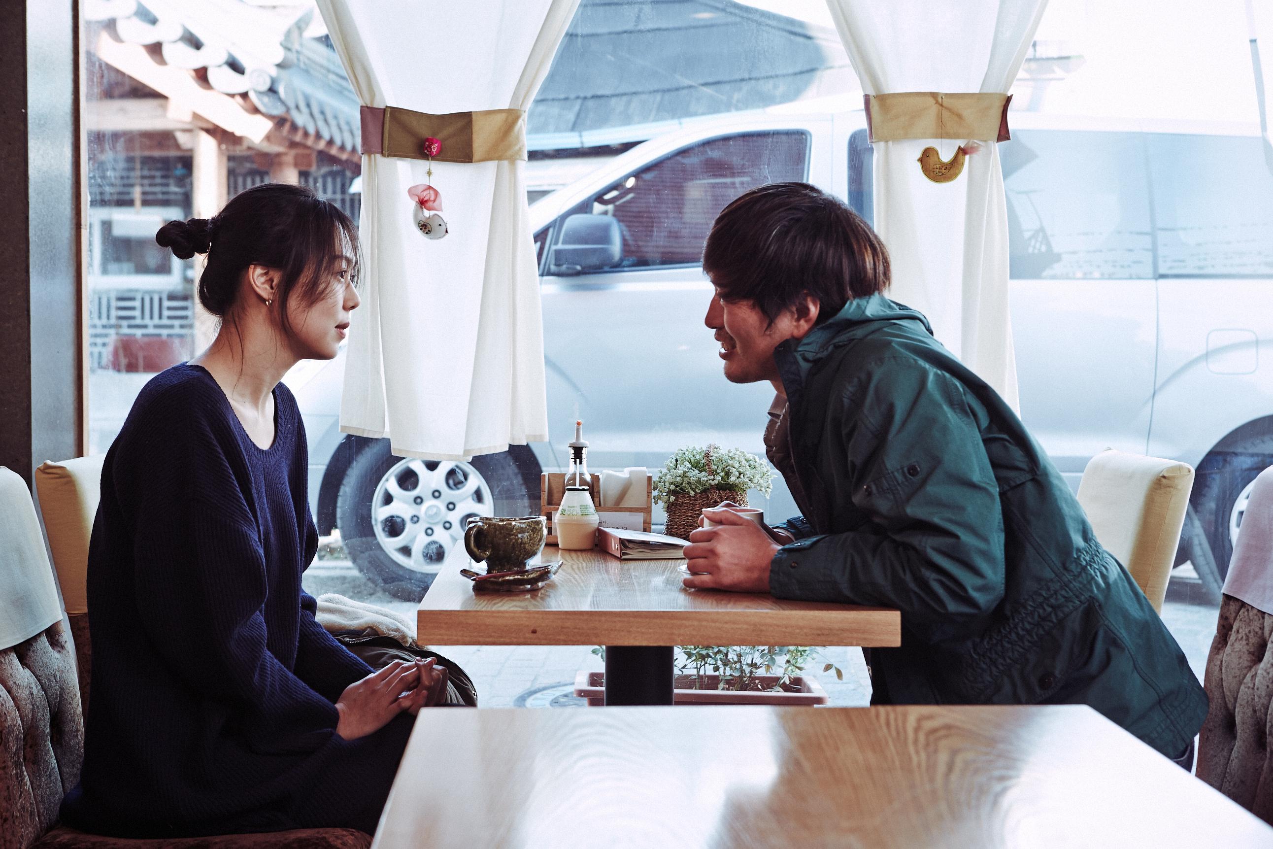 Fotograma de la película Ahora sí, antes no