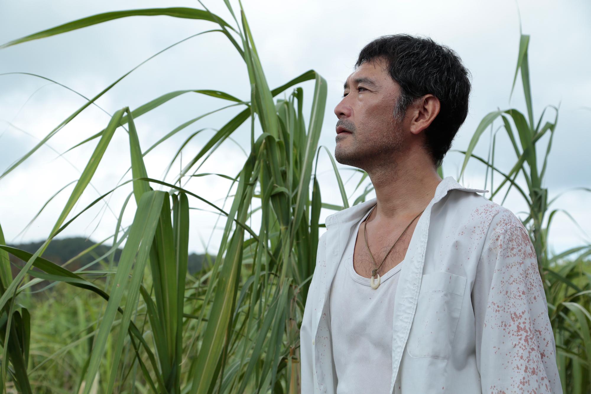 Fotograma de la película Aguas tranquilas
