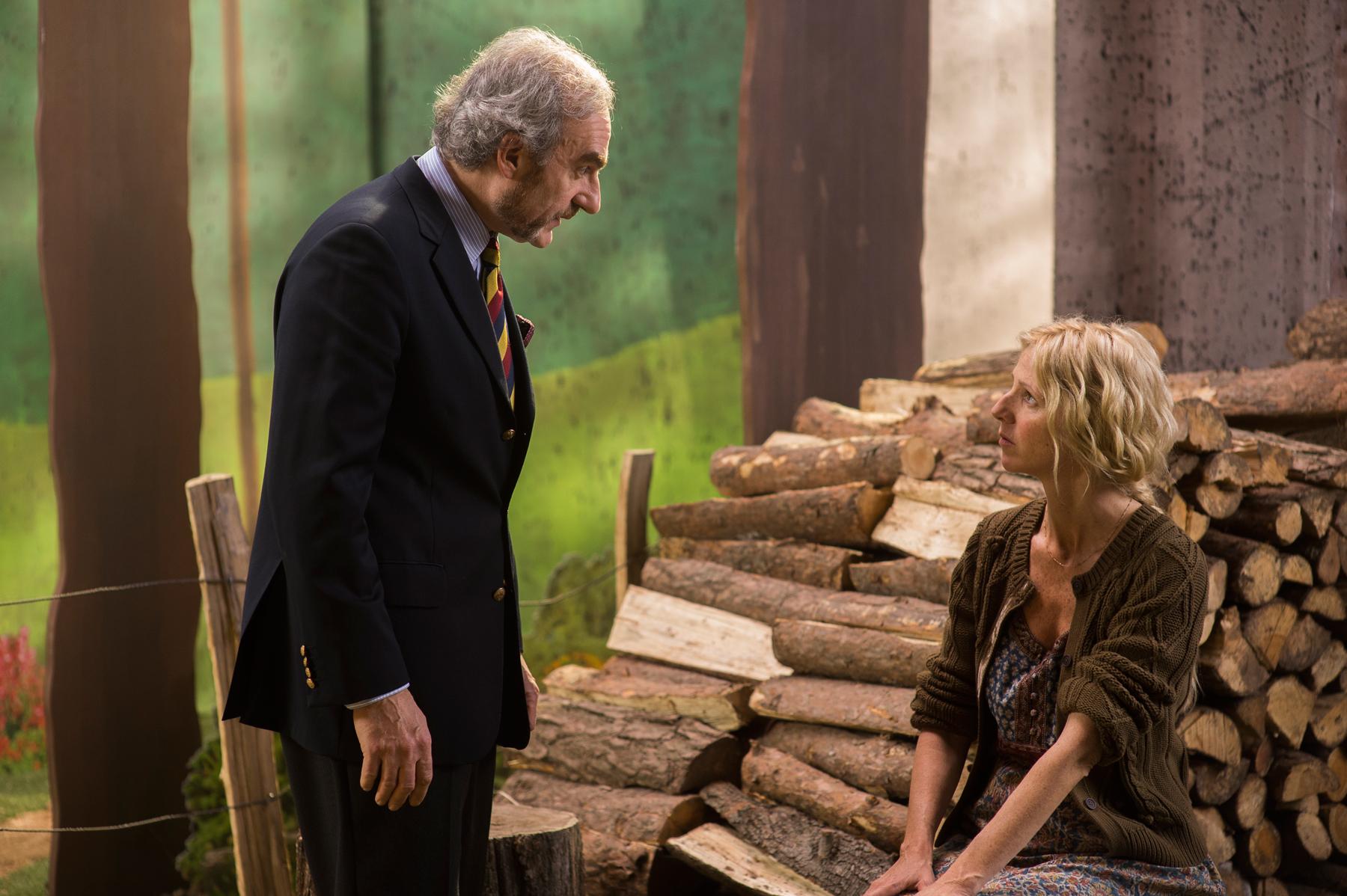 Fotograma de la película Amar, beber y cantar