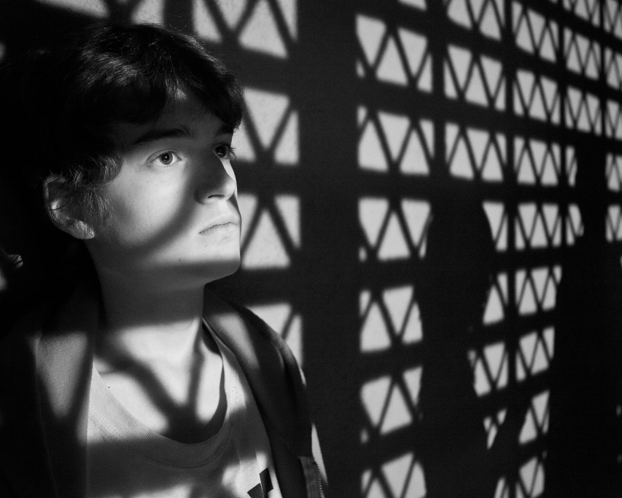 Fotograma de la película Güeros