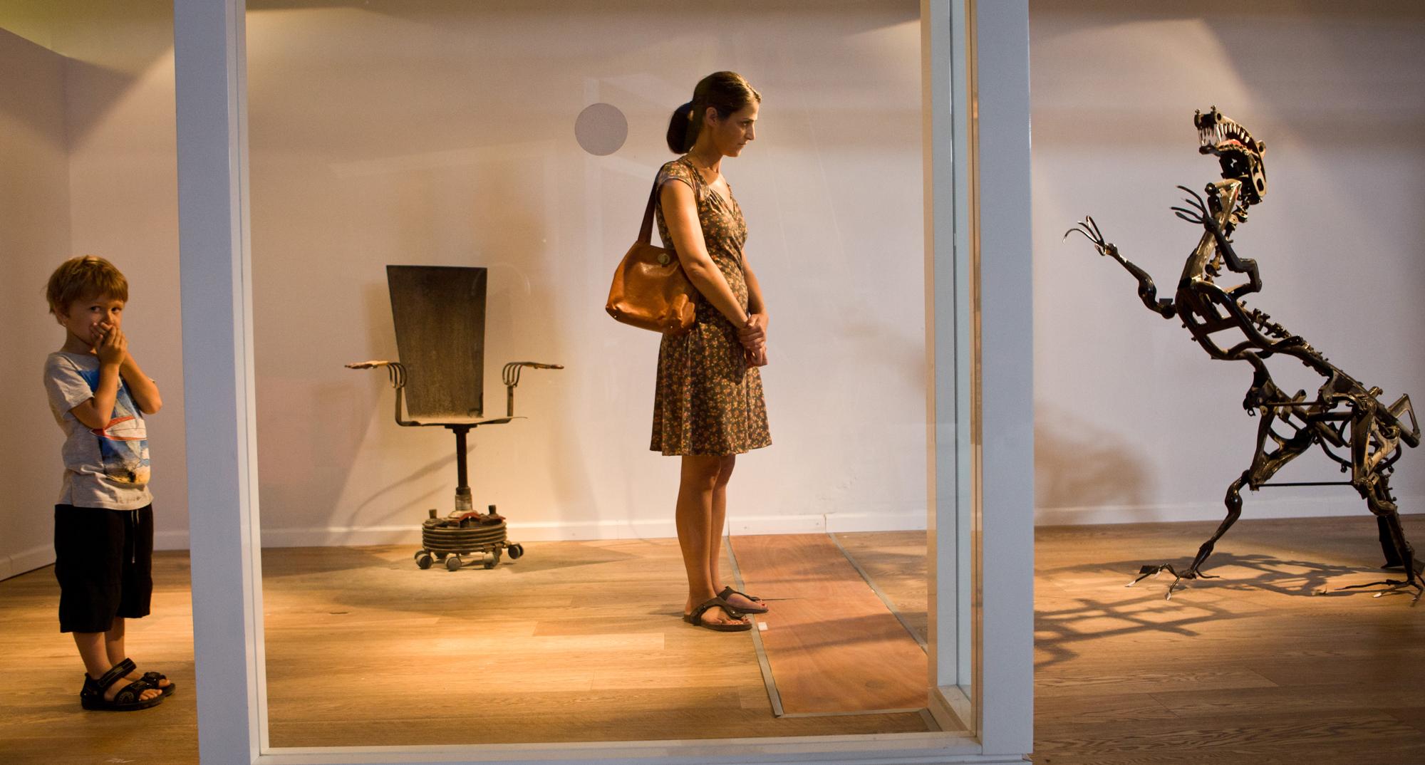 Fotograma de la película La profesora de parvulario