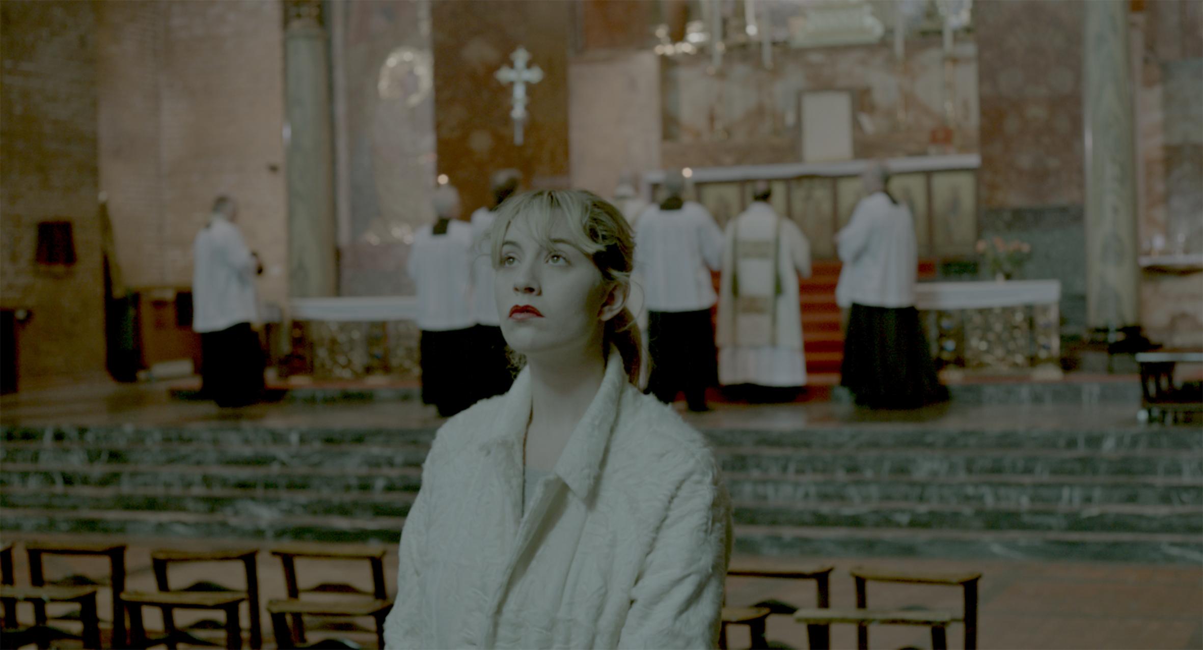 Fotograma de la película Cherry Pie
