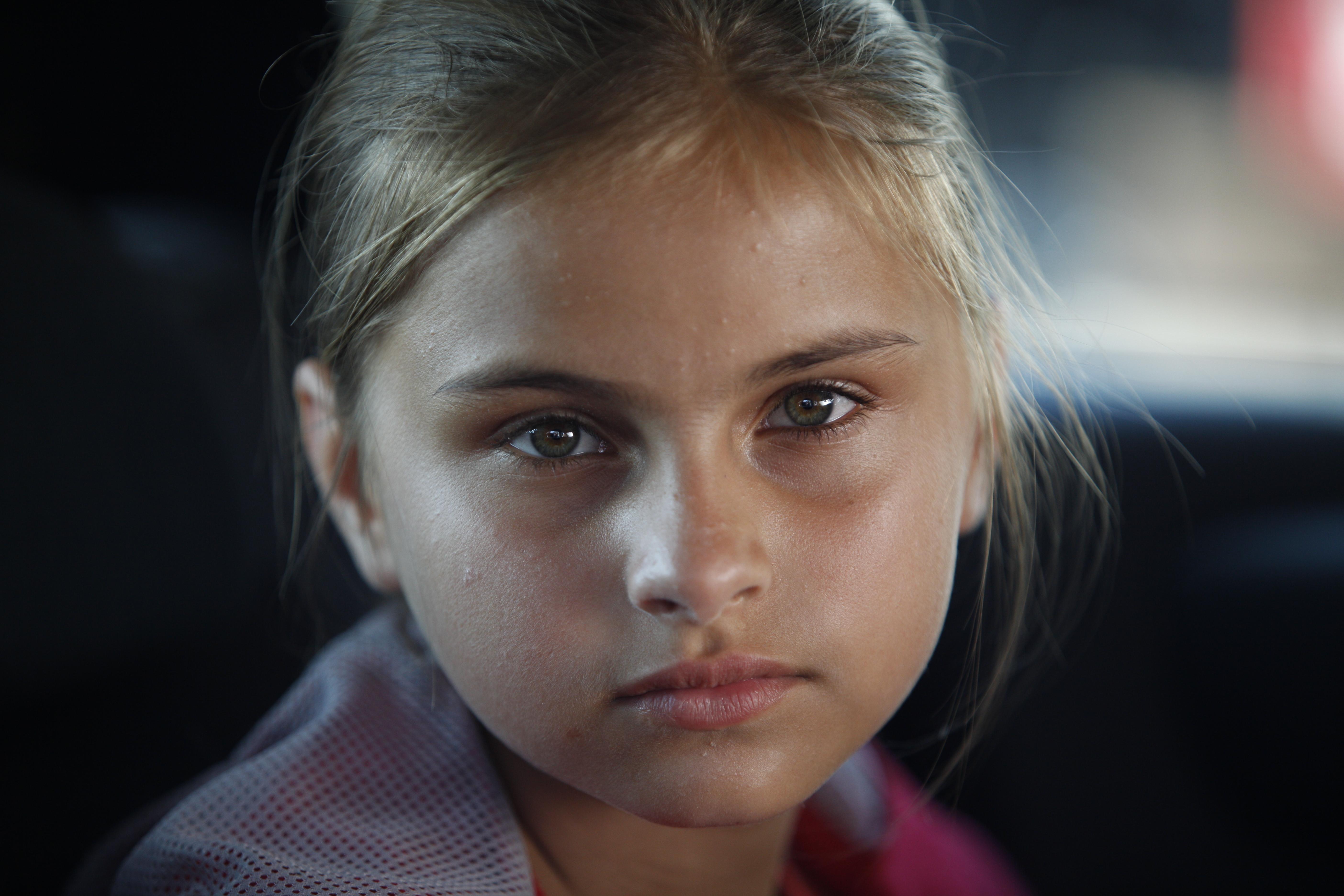 Fotograma de la película El pequeño Quinquin