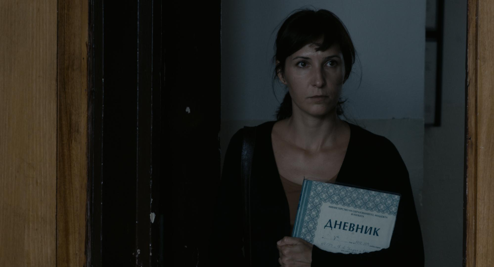Fotograma de la película La Lección
