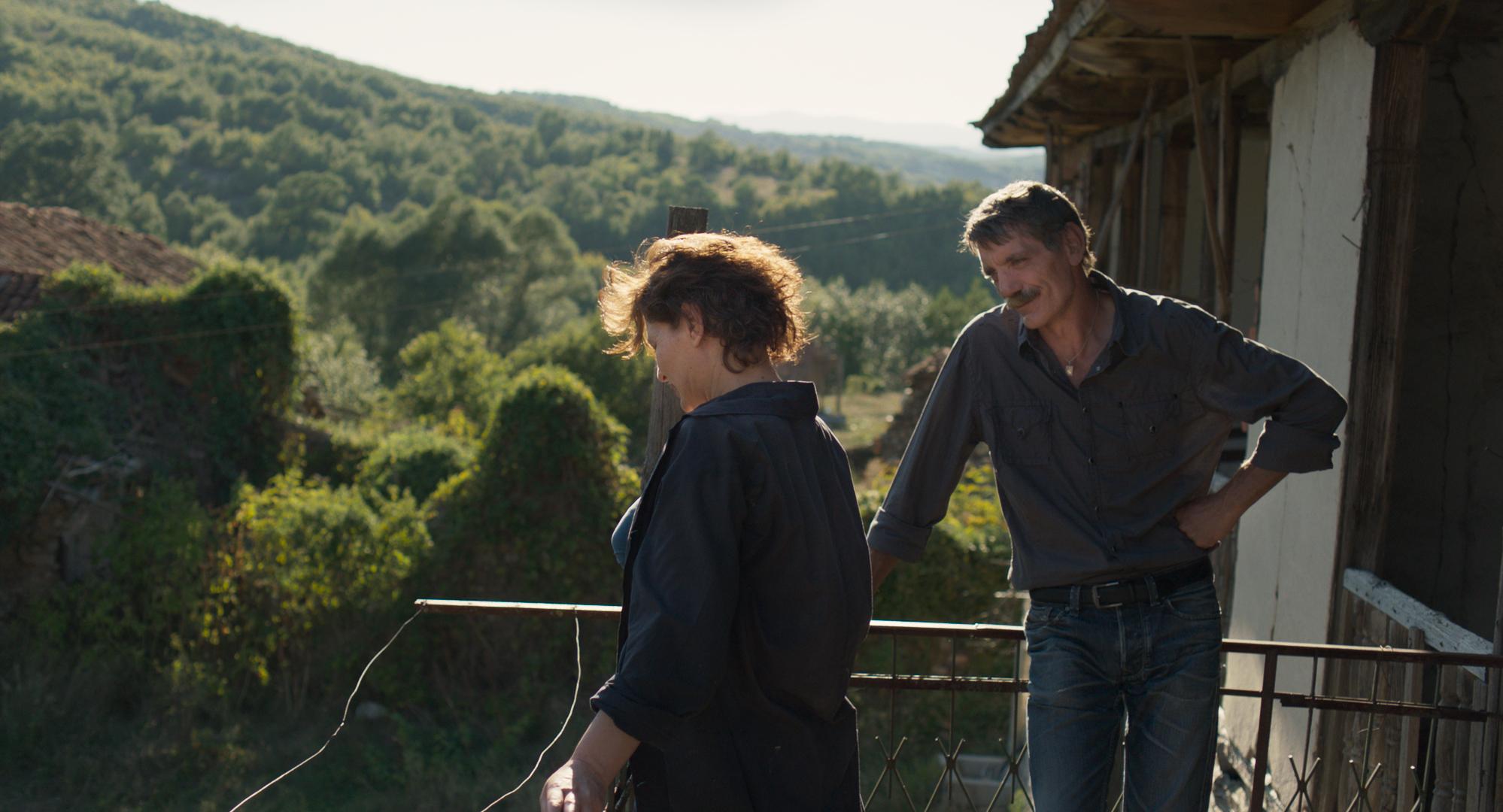 Fotograma de la película Western