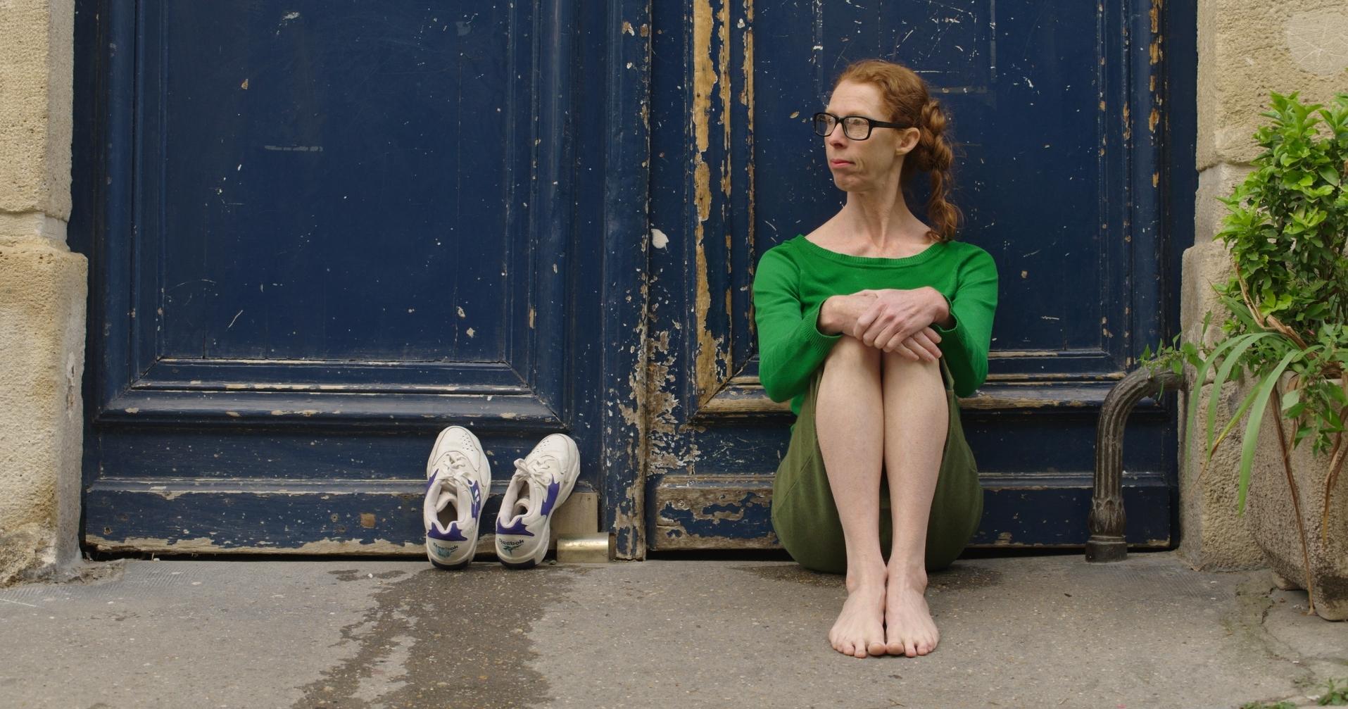 Fotograma de la película Perdidos en París