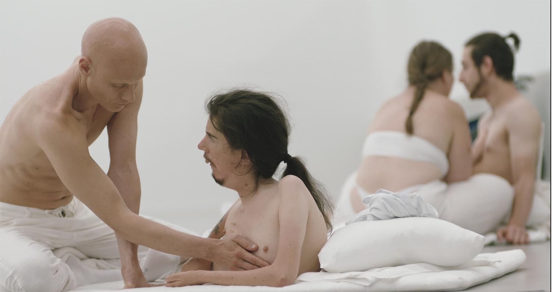 Click en PLAY VIDEO para ver el trailer de Touch Me Not (No me toques)