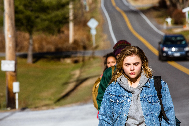 Fotograma de la película La (des)educación de Cameron Post