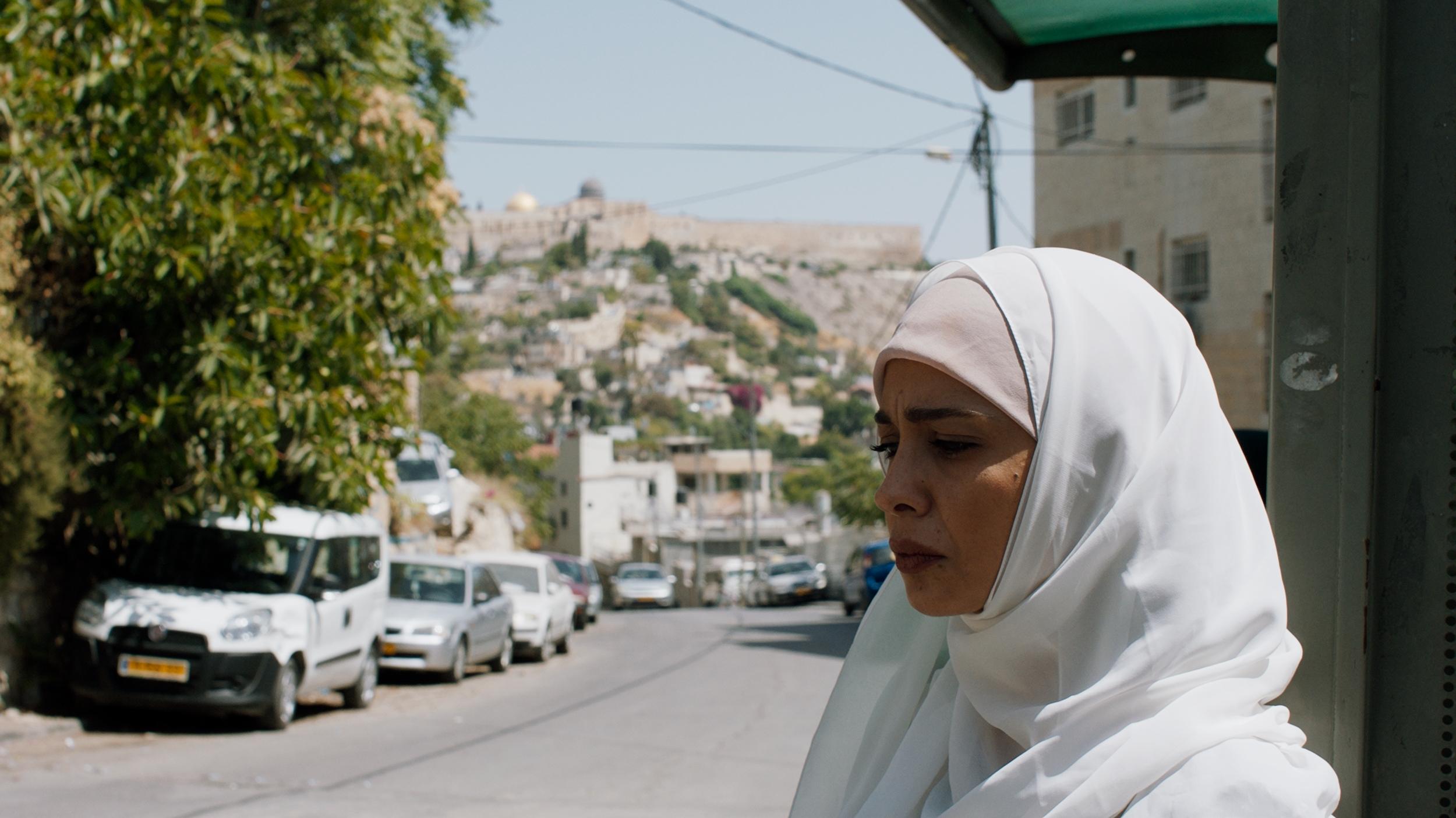 Fotograma de la película Los informes sobre Sarah y Saleem