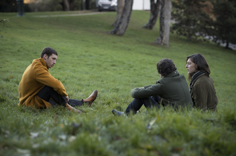 Fotograma de la película Sinónimos