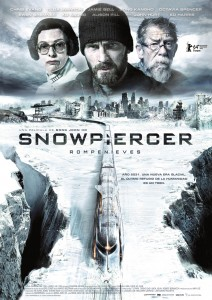 SNOWPIERCER (ROMPENIEVES) de Bong Joon-ho