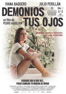 DEMONIOS TUS OJOS de Pedro Aguilera++Fascinante drama de suspense psicológico del cineasta Pedro Aguilera