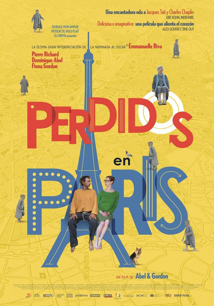 Comedia deliciosa y original para amantes del cine de Jacques Tati y Charles Chaplin