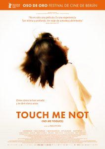 TOUCH ME NOT (NO ME TOQUES) de Adina Pintilie
