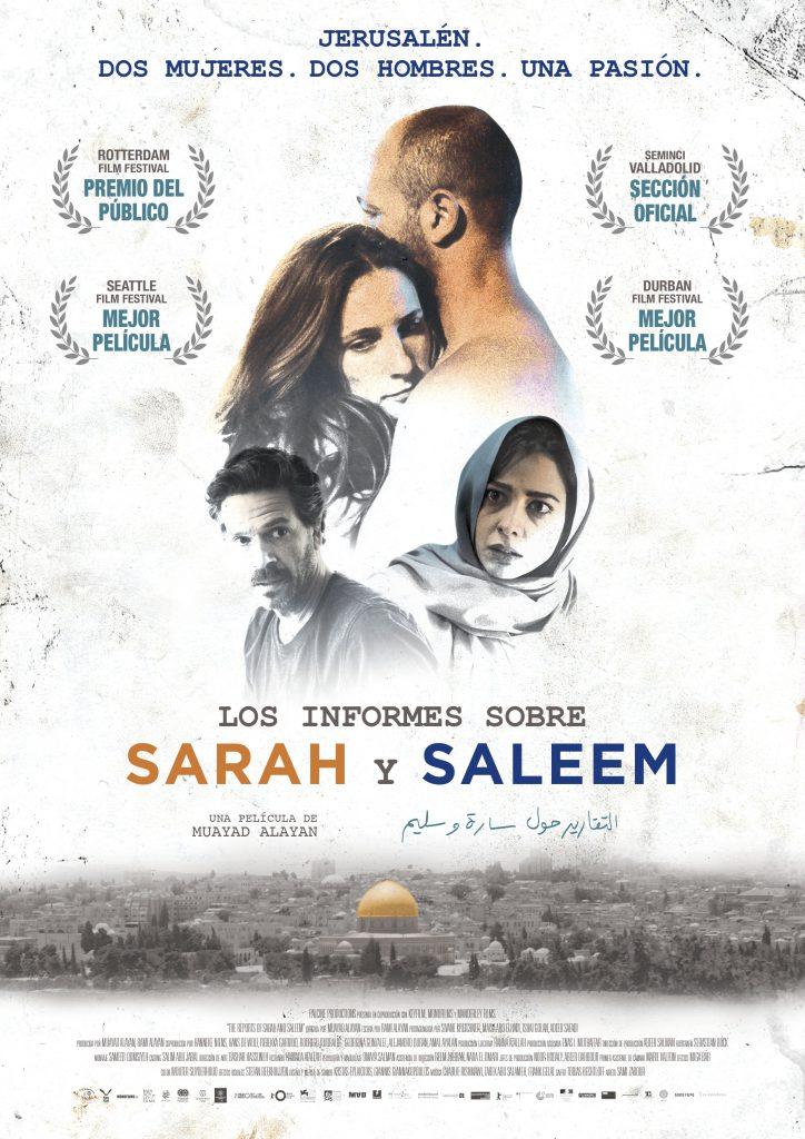 LOS INFORMES SOBRE SARAH Y SALEEM de Muayad Alayan