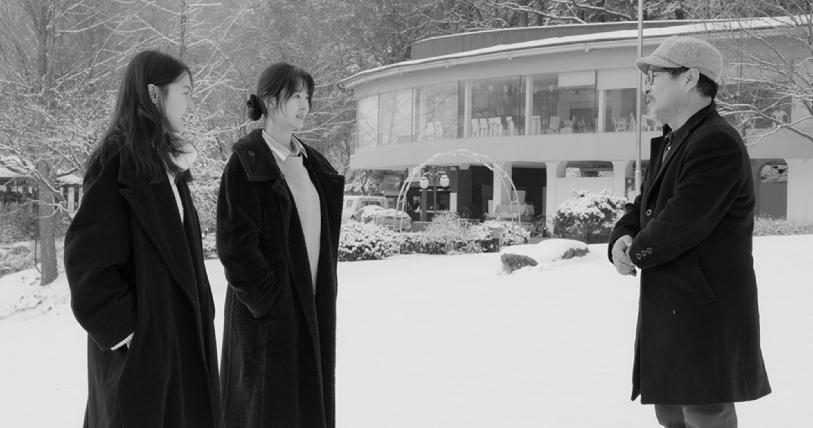 EL HOTEL A ORILLAS DEL RÍO de Hong Sangsoo - Good Films