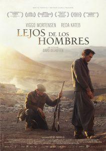 LEJOS DE LOS HOMBRES de David Oelhoffen
